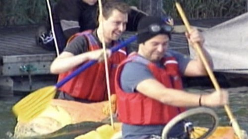 Swiss Sailors Take to the Water to Compete in a Pumpkin Regatta