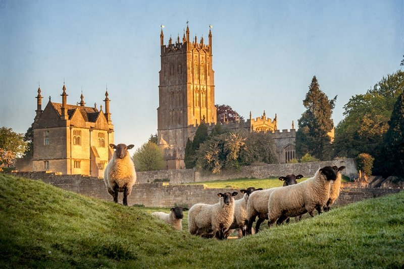 WHAT TO SEE IN THE COTSWOLDS AND BATH