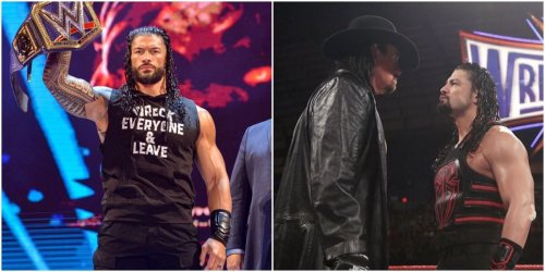The Undertaker Vs. Tribal Chief Roman Reigns Would Have Been Perfect