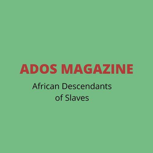 ADOS MAGAZINE - cover