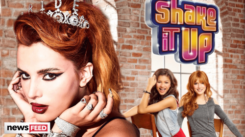 Bella Thorne TEASES Potential 'Shake It Up' Reunion!