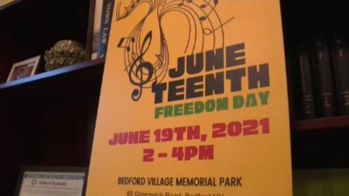 Bedford community hosts first Juneteenth celebration this weekend
