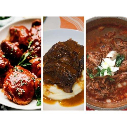 Fall Crockpot Recipes