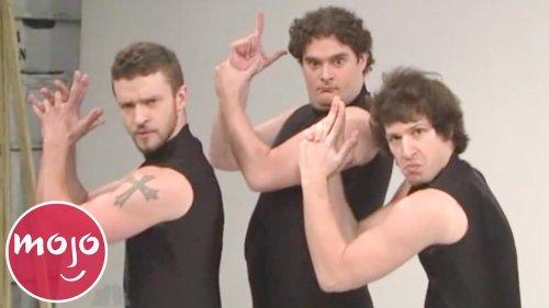 Top 10 Funniest SNL Dance Sketches