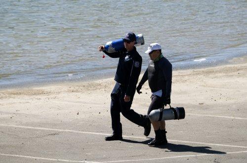 Equipos buscan a actriz Naya Rivera en lago de California