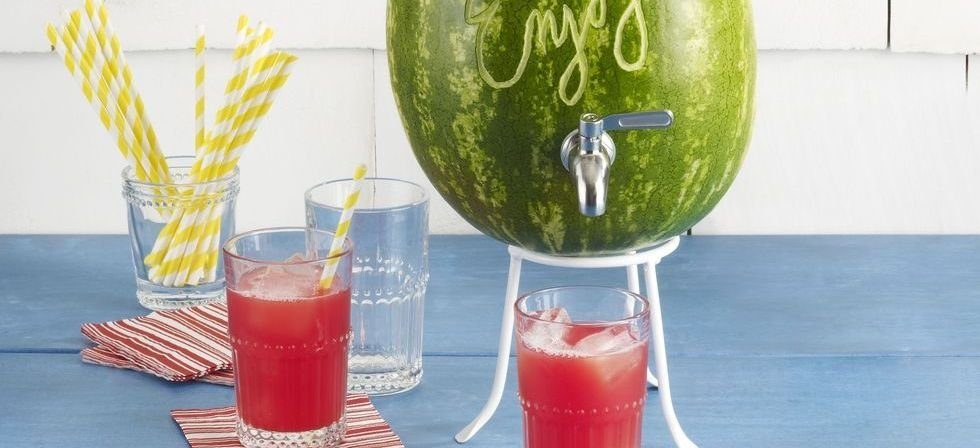 Cool Drinks for Hot Days