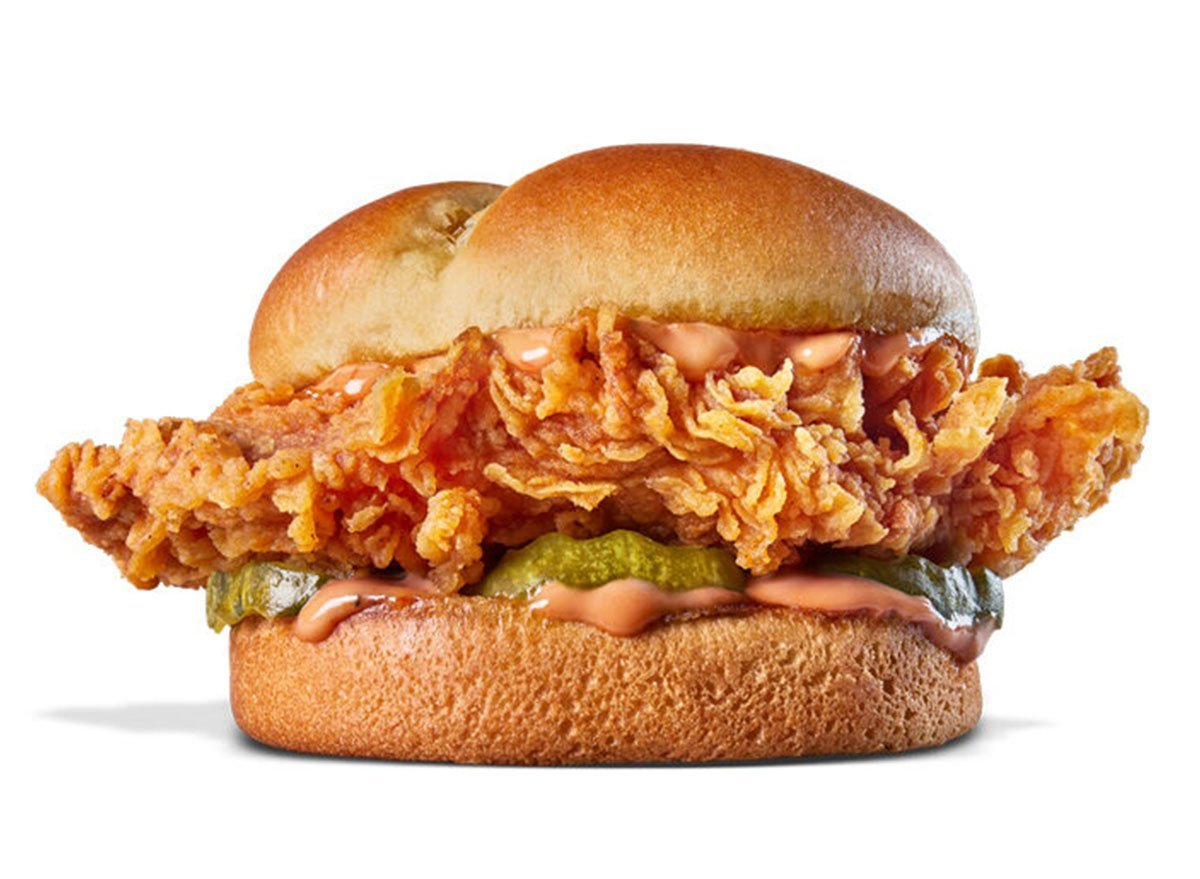 The Most Popular Chicken Sandwiches of 2021