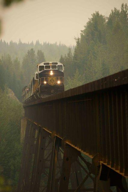 Canada's Train Rides!