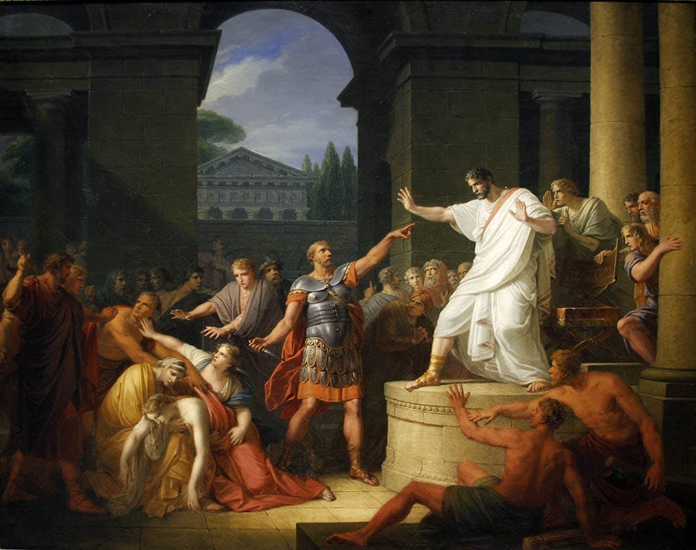 How Did the Romans View Sexual Assault?
