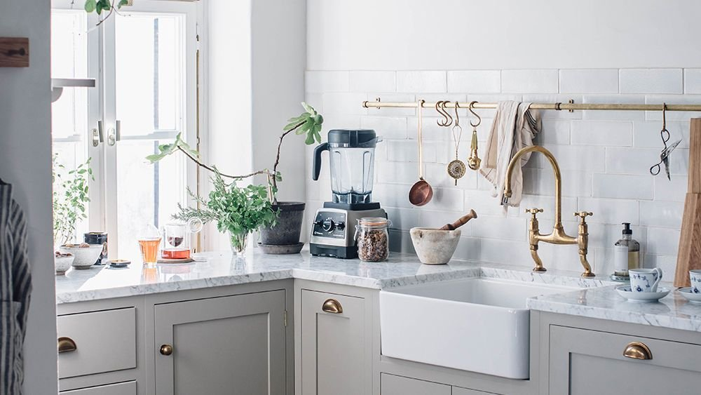 Maximise your space with these small kitchen ideas
