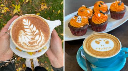 7 cafés à MTL qui servent des Pumpkin Spice Latte si t'en peux plus du Starbucks