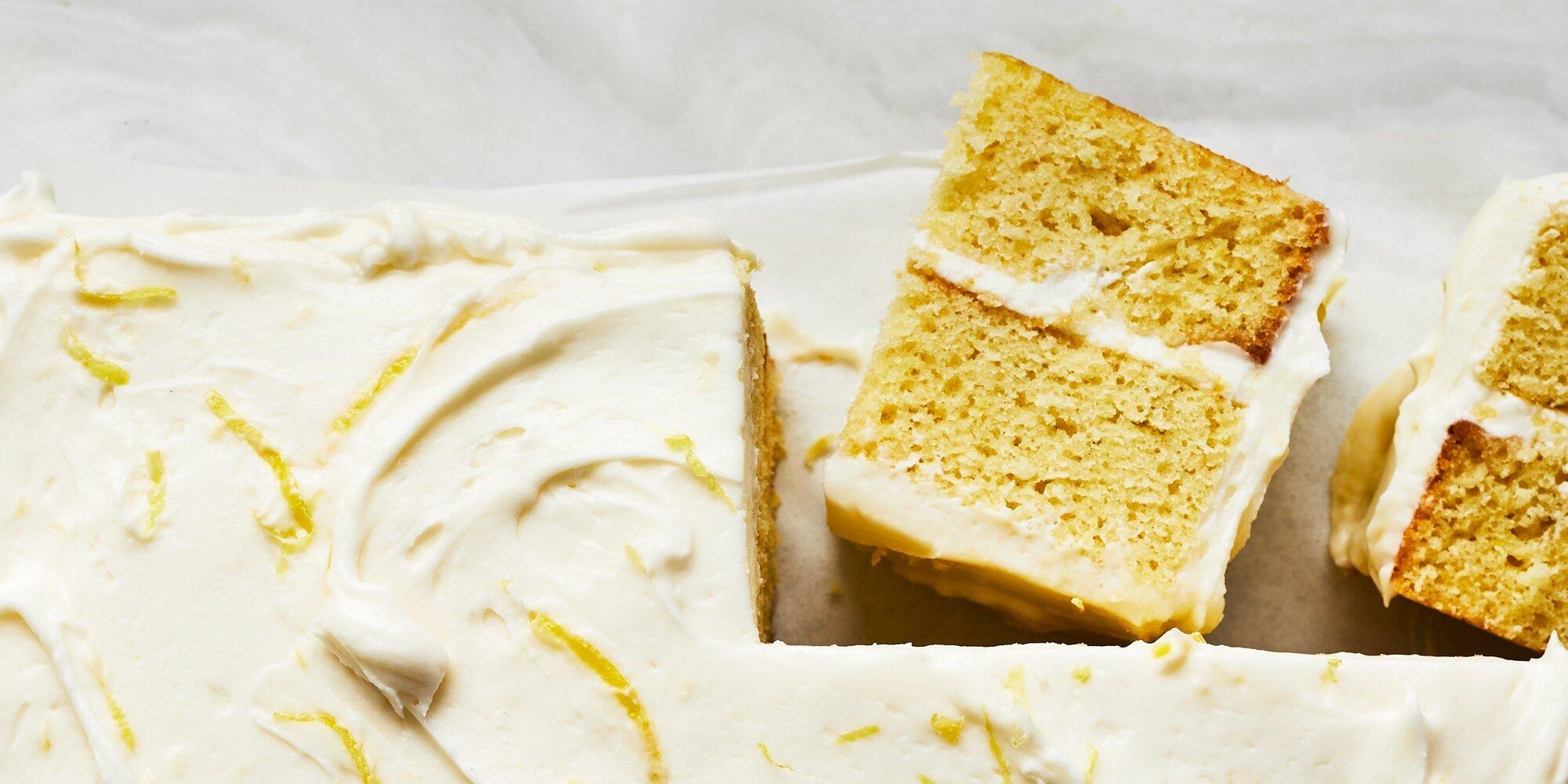 15 Sweet and Savory Lemon Recipes