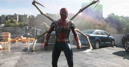 Tom Holland teases 'coolest scene ever' in Spider-Man: No Way Home