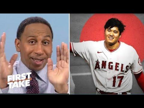 ESPN's Stephen A. Smith Apologizes After Criticizing Shohei Ohtani's English