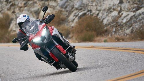 2021 Ducati Multistrada V4 S Review   MC Commute