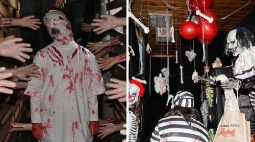 6 maisons et parcours hantés « creepy » pour l'Halloween sur la Rive-Sud de MTL