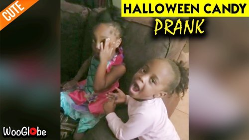 'Dad gets 'roughed up' by daughters after telling them he ate all their Halloween candy'