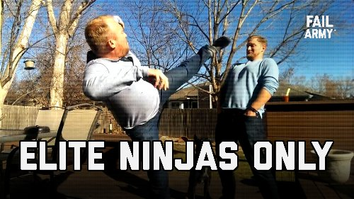 ELITE NINJAS ONLY | FailArmy