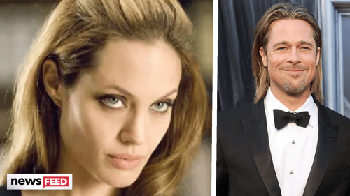 Angelina Jolie Says Brad Pitt Divorce Has Taken A Toll On Career!