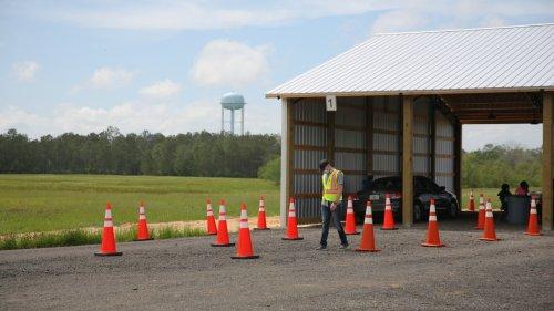 'It's Not For Lack Of Trying': Vaccine Hesitancy Haunts Rural Florida