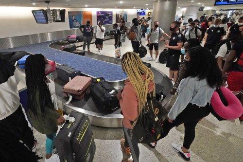 Travel rebound: 2 million people go through US airports