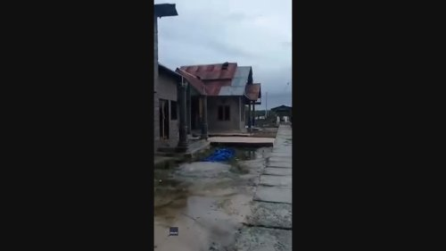 Pastor Surveys Devastation After Tropical Cyclone Hammers Indonesia
