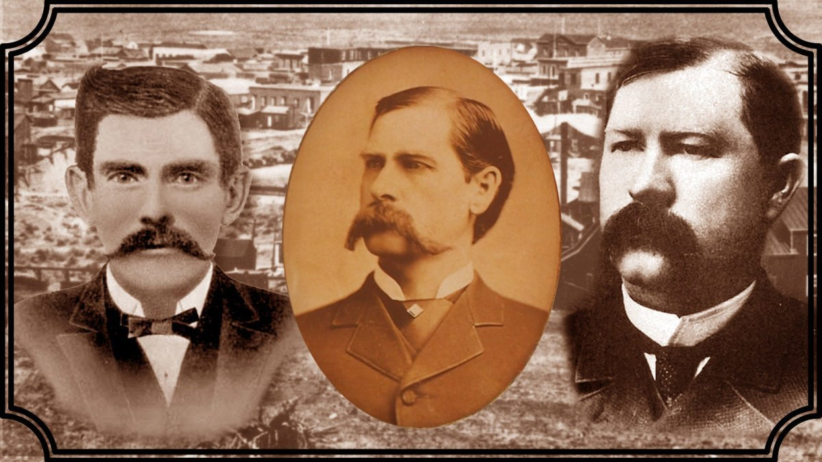 The O.K. Corral: The Gunfight of All Gunfights — Plus Other Wild West History