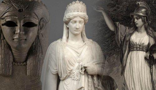 Female Warriors Who Were Enemies of Rome