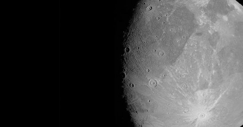 NASA flew past Jupiter's largest moon: See the pictures
