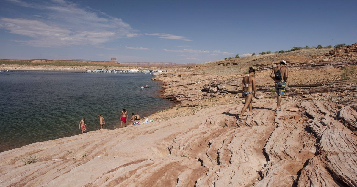 Drought is here to stay in the Western U.S. How will states adapt?