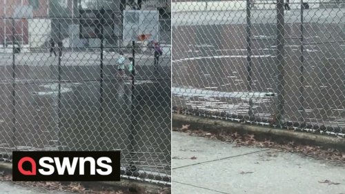 US east coast suffers floods, severe winds and outages as nor'easter continues to cause havoc