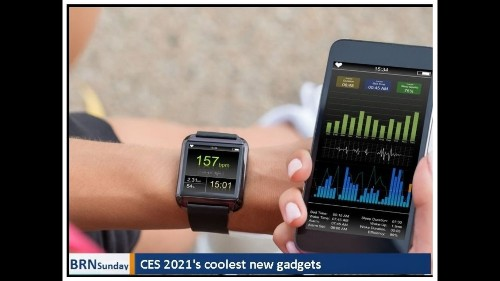 ICYMI: CES 2021's coolest new gadgets