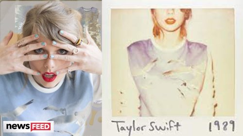 Taylor Swift Drops MAJOR Hints That 1989 (Taylor's Version) Is Next!