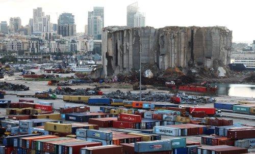 """EXCLUSIVA-Alemania propondrá la reconstrucción del puerto de Beirut con """"condiciones"""": fuentes"""
