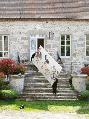 This is what it's really like to move into a medieval French Castle