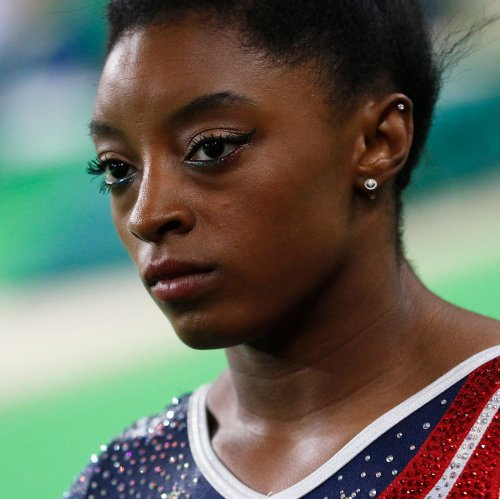 Listen: Simone Biles Withdraws From All-Around Competition