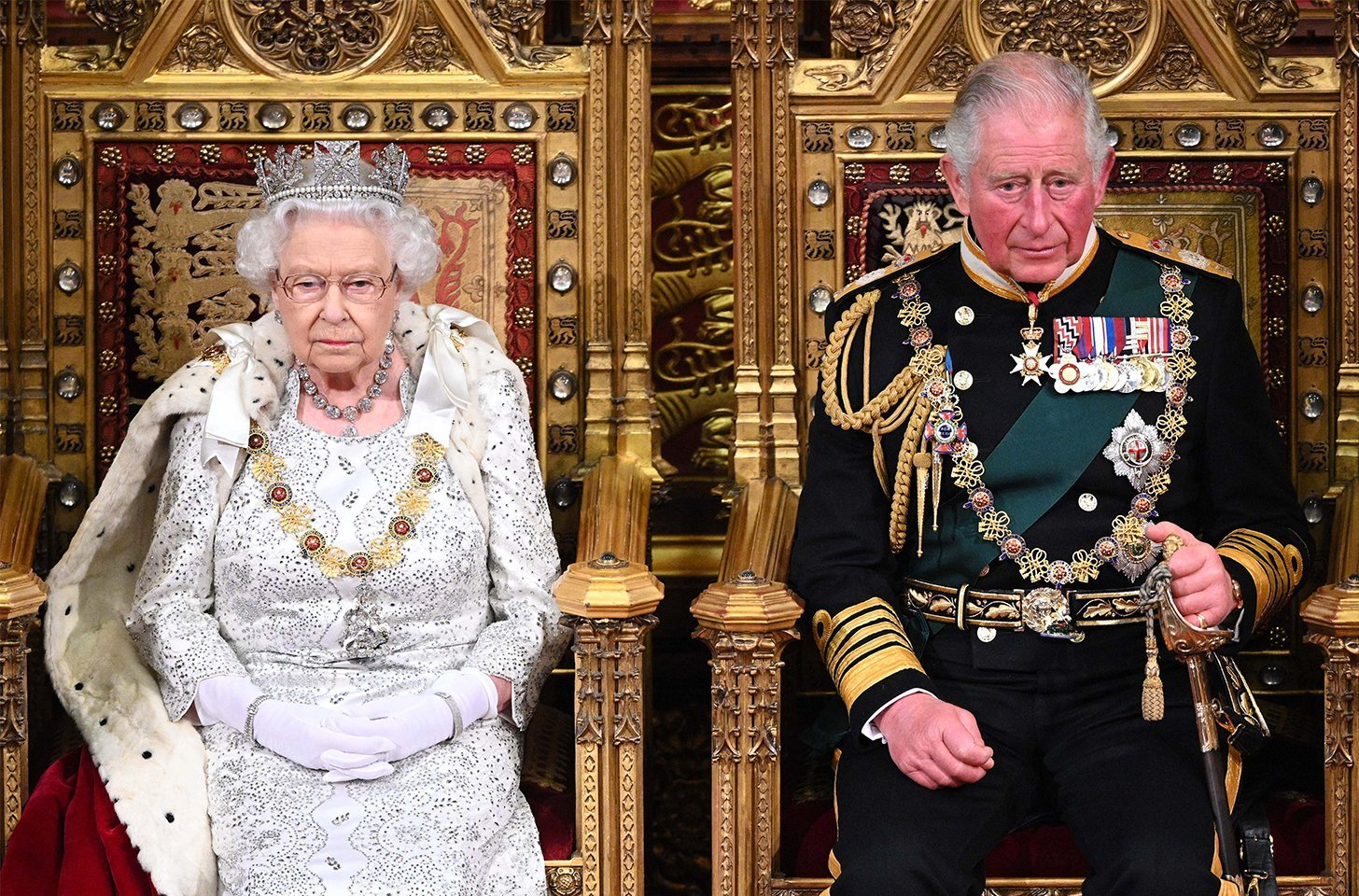 Queen Elizabeth Stepping Down In Wake Of Prince Philip's Death?