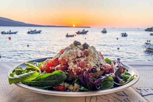 11 Santorini Food and Drink Favorites