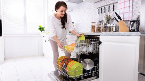 The Dishwasher Hack You've Been Missing Your Whole Life