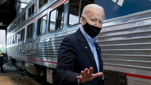 """Could """"Amtrak Joe"""" Give High-Speed Rail Its Long-Awaited Glow Up?"""