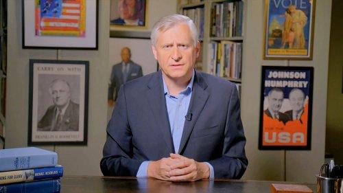 Pulitzer Prize-winning Historian Jon Meacham Talks New Podcast 'Fate of Fact'