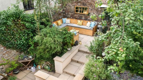 The ultimate guide to making an awkward shaped garden work for you
