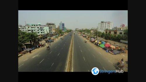 Dhaka, Bangladesh during the lockdown 5