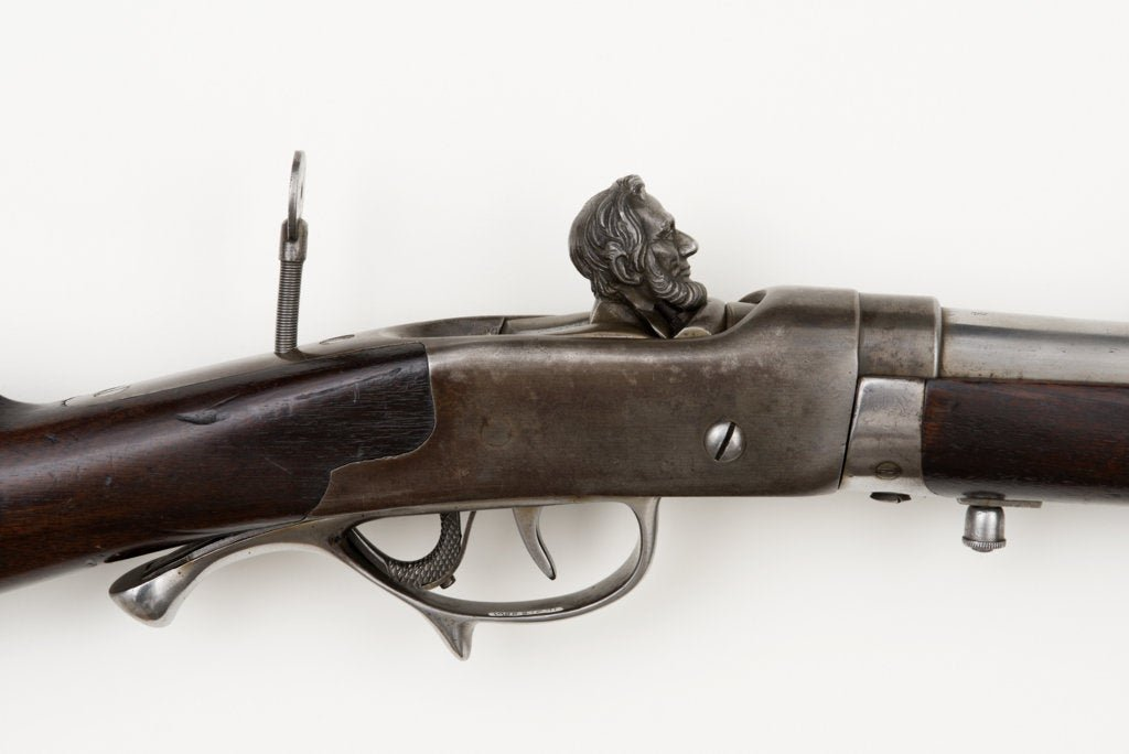 The greatest guns of American Presidents