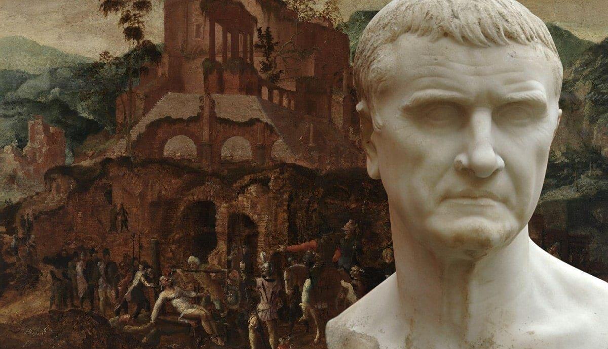 Marcus Licinius Crassus:  Rome's Wealthiest Man