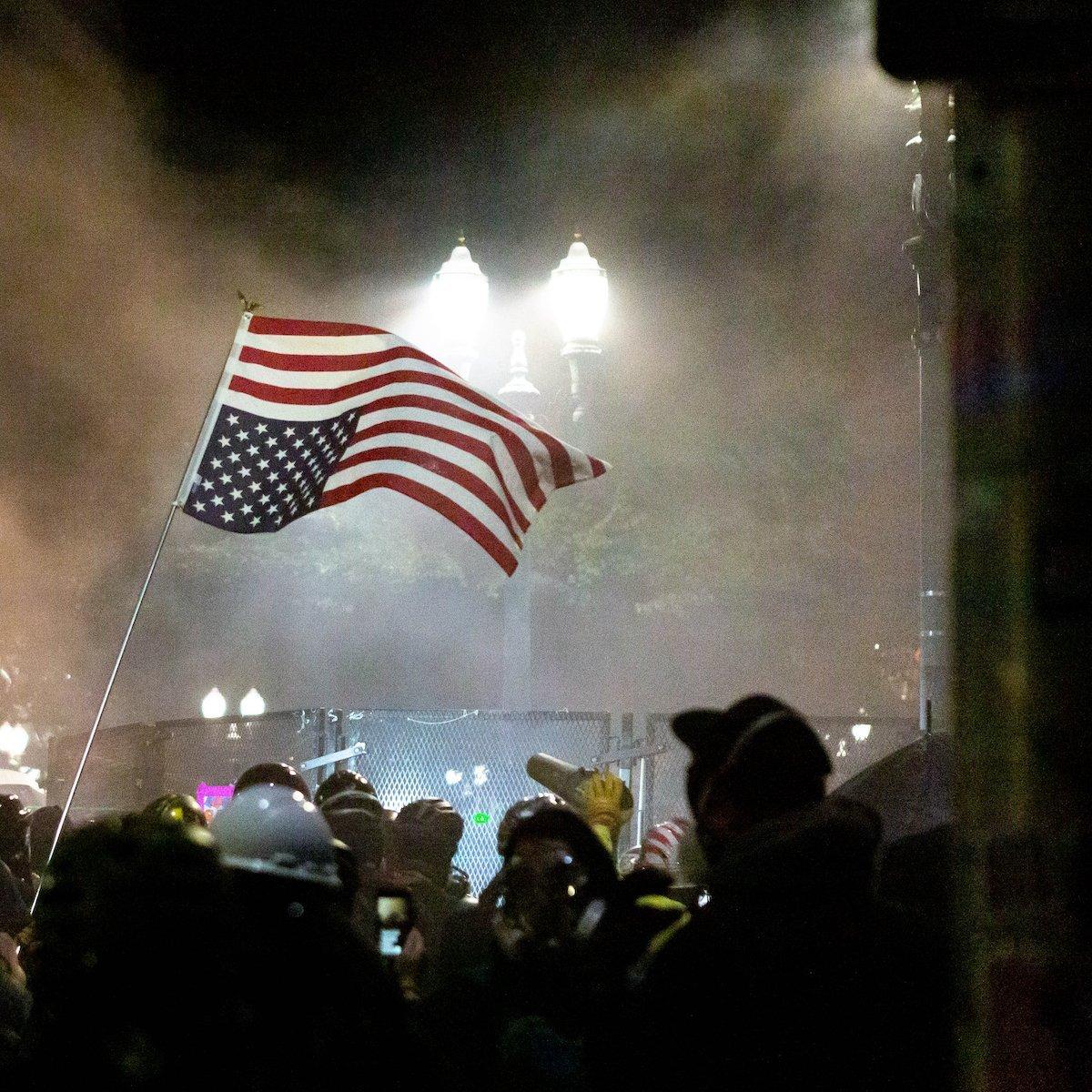 Listen: Protests Erupt in Minnesota After Police Shooting of Black Man