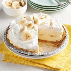 Discover banana cream pie