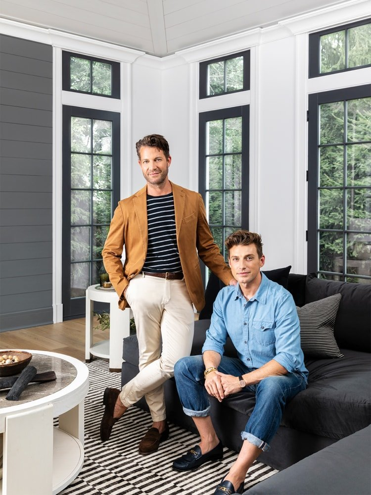 Nate Berkus and Jeremiah Brent are ready to see this furniture trend fade
