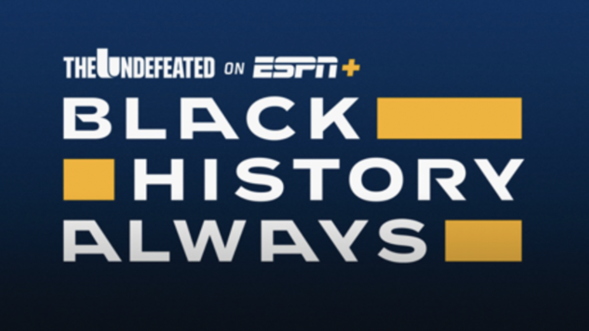 ESPN+, Disney+ and Hulu Unveil Their Plans to Celebrate Black History Always