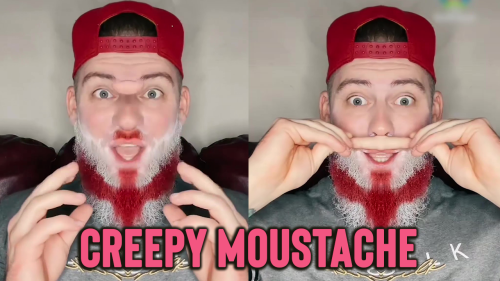 'Creepy Mustache Guy's New Look Ahead of Euro 2020 Final *≈6 Million Views* '